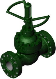 baker gate valves